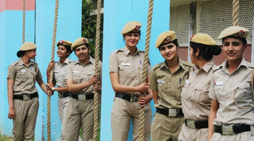 INDIAN POLICE VACANCY