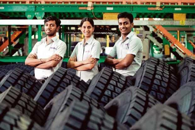 MRF Tyres Recruitment
