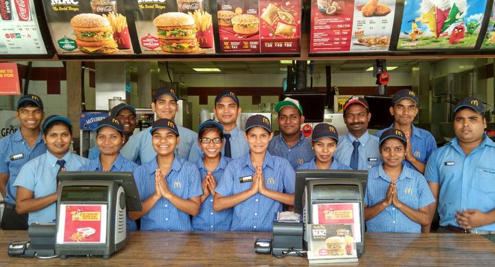 McDonald's Job Vacany
