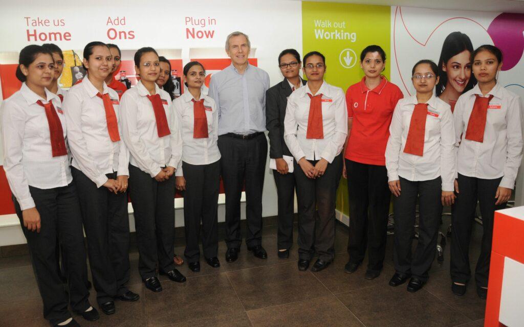 Vodafone Idea Careers 2021